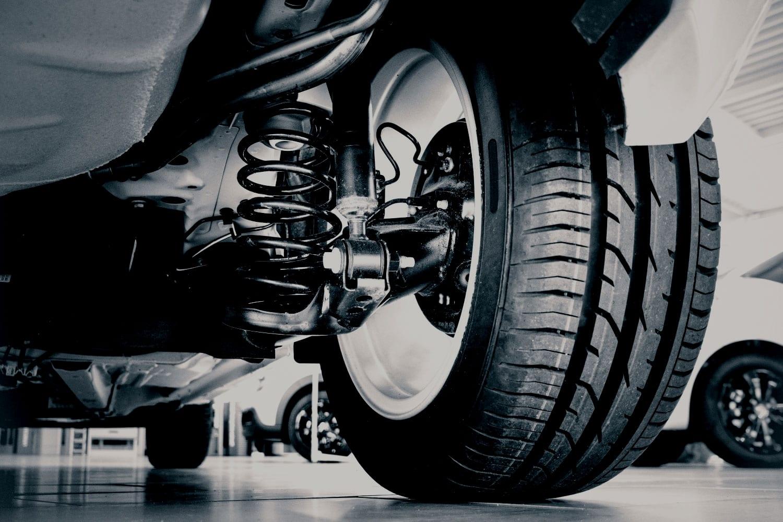 suspension auto
